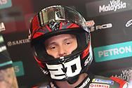 #20 Fabio Quatararo, French: Petronas Yamaha SRT during the Motul Dutch TT MotoGP, TT Circuit, Assen, Netherlands on 29 June 2019.