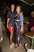 NIKKI TIBBLES; ISABELLA BOREMAN, spotted at Bloom & Wild's exclusive event at 5 Hertford Street last night. 5 September 2017. The event was announcing the new partnership between the UK's most loved florist, Bloom & Wild and British floral design icon Nikki Tibbles Wild at Heart. Cocooned in swaths of vibrant Autumn blooms, guests enjoyed floral-inspired cocktails from Sipsmith and bubbles from Chandon, with canapés put on by 5 Hertford Street. Three limited edition bouquets from the partnership can be bought through Bloom & Wild's website from the 1st September.  bloomandwild.com/WAH