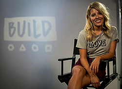 Mollie King joins BUILD for a live interview at the BUILD studio in London.