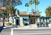 Chamber of Commerce Visitor Center in Santa Barbara