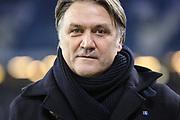 Fussball: Deutschland, 1. Bundesliga, Hamburger SV - BVB Borussia Dortmund, Hamburg, 20.11.2015<br /> <br /> Vorstandsvorsitzender HSV Fussball AG Dietmar Beiersdorfer<br /> <br /> © Torsten Helmke