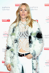 """FILE PHOTO It has today been reported that: """"Victoria Beckham is angry over husband David's growing friendship with wild socialite Lady Mary Charteris."""" <br /> <br /> Lady Mary Charteris arrives at the London Fabulous Fund Fair Red Carpet Arrivals at 1 Billingsgate in London on 20 February, 2016.<br /> <br /> 20 February 2016.<br /> <br /> Please byline: Vantagenews.com"""