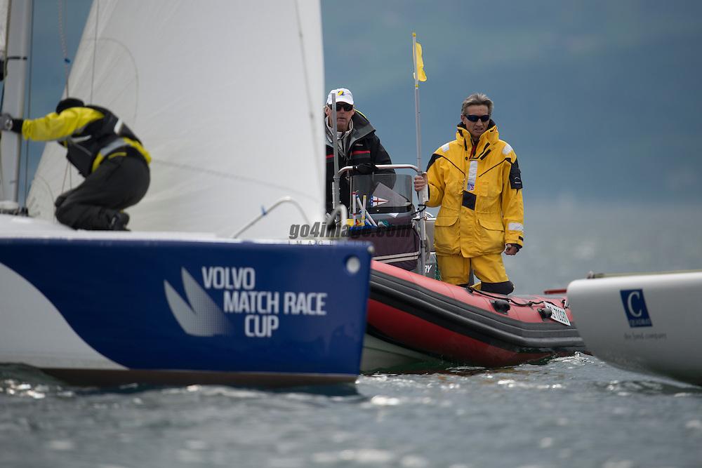 Romanshorn, Mai 2013 Volvo Match Race Cup