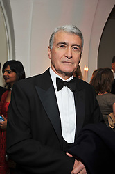 LORD EATWELL at the Royal Rajasthan Gala 2009 benefiting the Indian Head Injury Foundation held at The Banqueting House, Whitehall, London on 9th November 2009.