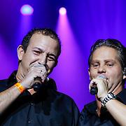 NLD/Amsterdam/20121117 - Danny de Munk 30 jaar in het vak, Najib Amhali en Danny de Munk