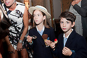 STELLA JONES; AVA JONES;, Stephen Webster hosted  the Stephen Webster Bijoux Tea.  Launching the  tea  inspired by StephenÕs most recent fine jewellery collection ÔMurder She WroteÕ whichwas also on display. Langham Hotel. Portland Place. London. 14 September 2011. <br /> <br />  , -DO NOT ARCHIVE-© Copyright Photograph by Dafydd Jones. 248 Clapham Rd. London SW9 0PZ. Tel 0207 820 0771. www.dafjones.com.<br /> STELLA JONES; AVA JONES;, Stephen Webster hosted  the Stephen Webster Bijoux Tea.  Launching the  tea  inspired by Stephen's most recent fine jewellery collection 'Murder She Wrote' whichwas also on display. Langham Hotel. Portland Place. London. 14 September 2011. <br /> <br />  , -DO NOT ARCHIVE-© Copyright Photograph by Dafydd Jones. 248 Clapham Rd. London SW9 0PZ. Tel 0207 820 0771. www.dafjones.com.