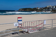 Bondi Beach locked down due to unacceptable crowds last week. Recent social distancing rules were ignored and as a result the government had to close Bondi Beach.
