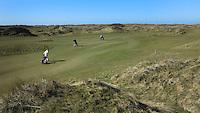 TEXEL - De Cocksdorp - hole 13 .  Golfbaan De Texelse. COPYRIGHT KOEN SUYK