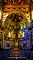 """Altar of the basilica of the Arch of San Giovanni in Laterano""...<br />