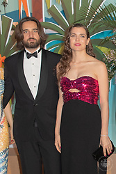 Dimitri Rassam and Charlotte Casiraghi attend the Rose Ball 2019 at Sporting in Monaco, Monaco. Photo by Palais Princier/Olivier Huitel/SBM/ABACAPRESS.COM