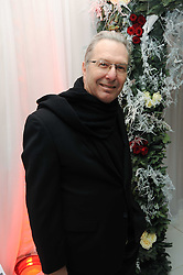 Wayne Eagling at the launch of the English National Ballet's Christmas season 2009 held at the St.Martin;s Lane Hotel, London on 15th December 2009.