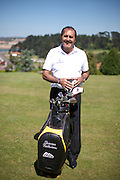 Fea0023396 . Daily Telegraph.. Seve Ballesteros at his home in Pedrena, near Santander, Spain. The 53 year old  former World No1 has been undergoing treatment for a brain tumour and is intending to play 4 rounds at this years 2010 Open Championship at St Andrews...Pedrena 3 June 2010...Pedrena 3 June 2010.