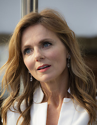 Geri Halliwell attends the Tag Heuer gala night (Don't crack under pressure) aboard a boat at Port Hercule during the 76th Grand Prix of Monaco in Monaco, on may 26, 2018. Photo by Marco Piovanotto/ABACAPRESS.COM