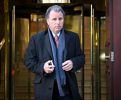 © Licensed to London News Pictures. 27/02/2019. London, UK. Conservative MP OLIVER LETWIN is seen in Westminster, London following a Radio interview. British Prime Minister Theresa May has promised a vote on leaving the EU with no deal if her deal is rejected by Parliament. The UK is due to leave the EU on March 29th. Photo credit: Ben Cawthra/LNP