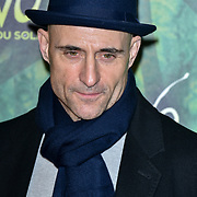 London, England, UK. 10th January 2018. Mark Strong arrives at Cirque du Soleil OVO - UK premiere at Royal Albert Hall.