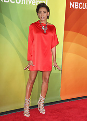 NBCUniversal Summer Press Day at Universal Studios in Hollywood, California on 5/2/18. 02 May 2018 Pictured: Mel B. Photo credit: River / MEGA TheMegaAgency.com +1 888 505 6342