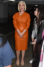 Katy Perry seen for the first time since grandmother's death - 10 March 2020