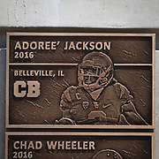 USC Football All American Wall Updates