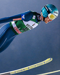 February 8, 2019 - Lahti, Finland - Michael Hayböck competes during FIS Ski Jumping World Cup Large Hill Individual Qualification at Lahti Ski Games in Lahti, Finland on 8 February 2019. (Credit Image: © Antti Yrjonen/NurPhoto via ZUMA Press)