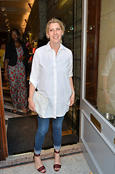 LAURA PARKER BOWLES at the opening of Roksanda - the new Mayfair Store for designer Roksanda Ilincic at 9 Mount Street, London on 10th June 2014.