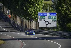 June 4, 2017 - Le Mans, France - 90 TF SPORT (GBR) ASTON MARTIN VANTAGE LMGTE AM SALIH YOLUC (TUR) EUAN HANKEY  (Credit Image: © Panoramic via ZUMA Press)