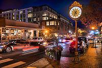 Old Bellevue (Main Street) @ Night