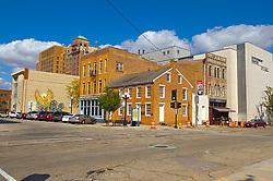 100 block of East Front Street - north side, corner of Main<br /> <br /> <br /> High Dynamic Range processing (HDR)