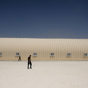 Searching refuge in Jordan