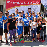 VII Trofeo Nazaríes Albayzín - 10 Octubre 2021 - Liga Española de Orientación