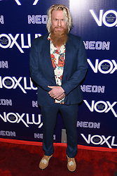 December 5, 2018 - Hollywood, California, USA - RUNE TEMTE attends the premiere of Neon's 'Vox Lux' at ArcLight Hollywood in Los Angeles, California. (Credit Image: © Billy Bennight/ZUMA Wire)