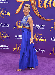 Helen Mirren arriving to the 'Aladdin' World Premiere at El Capitan Theatre. 21 May 2019 Pictured: Jada Pinkett Smith. Photo credit: O'Connor/AFF-USA.com / MEGA TheMegaAgency.com +1 888 505 6342