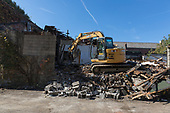 Demolition Juniata st