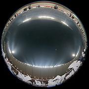 Besiktas's and Liverpool's during the UEFA Europa League Round of 32 second leg soccer match Besiktas between Liverpool at Ataturk Olimpiyat stadium in Istanbul Turkey on Thursday February 26, 2015. Photo by Aykut AKICI/TURKPIX