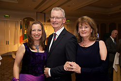 Raisin Fitzpatrick - The Artist of the Light<br /> Ian Talbot - CEO Chambers Ireland<br /> Anne Nolan - IAA