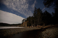Third Beach in Olympic National Park, WA.