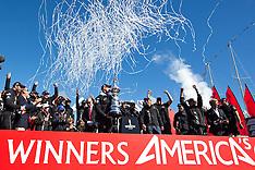 USA keeps the Cup!