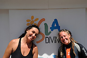 Diving with isladiving (www.isladiving.it) on San Pietro Island, Italy