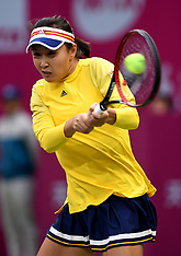 2017 WTA Tianjin Open - 14 Oct 2017