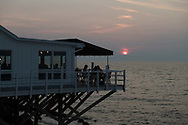 """The Hayard Restaurant, Greenport, NY """"Relaxed seaside bistro serving fresh seafood comforts, wine & cocktails"""" Great views of the Long Island Sound."""