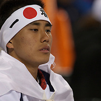 19 March 2009: A fan of Japan is seen during the 2009 World Baseball Classic Pool 1 game 6 at Petco Park in San Diego, California, USA. Japan wins 6-2 over Korea.
