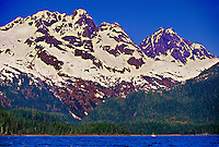 Prince William Sound, near Valdez, Alaska USA
