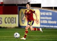 Fifa Womans World Cup Canada 2015 - Preview //  Friendly Match -<br /> Spain vs New Zealand 0-0  ( Municipal Stadium - La Roda , Spain ) <br /> Marta Torrejon of  Spain