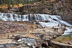 Granite Falls, Granite Creek, Bondurant Wyoming