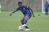 Leeds United midfielder Nohan Kenneh  during the U18 Professional Development League match between Coventry City and Leeds United at Alan Higgins Centre, Coventry, United Kingdom on 13 April 2019.