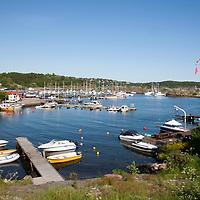 Bertesbukta i Kristiansand.