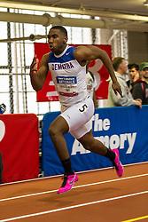 NSAF 2014 New Balance Nationals Indoor, boys 200 meters, Haraway, DeMatha