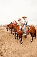 Will James Roundup, Ranch Rodeo, Big Loop, Hardin, Montana, ropers