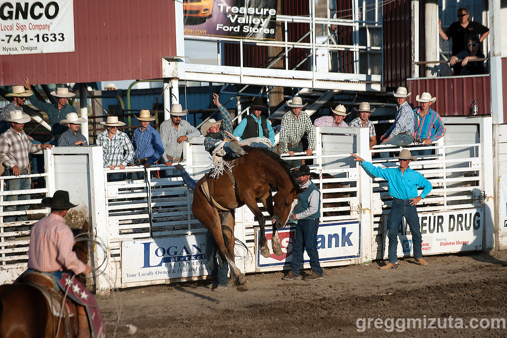 Vale 4th of July Rodeo, Vale Rodeo Arena, Vale, Oregon, July 3, 2015.