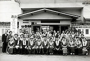 group travel Japan 1950s
