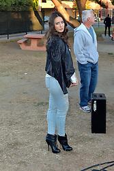 September 13, 2016 - Los Angeles, Kalifornien, USA - Rebecca Valera bei der Premiere der FOX TV-Serie 'Pitch' auf dem West LA Little League Field. Los Angeles, 13.09.2016 (Credit Image: © Future-Image via ZUMA Press)